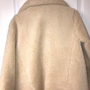 Free People Jackets & Coats - Free people faux fur coat